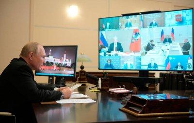 Путин: Икономиката на Русия се възстанови!
