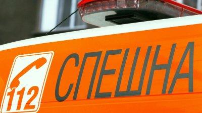 Четирима пострадали при тежка катастрофа в София