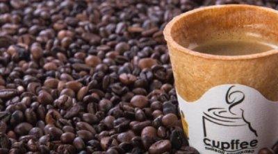 Фабрика в Пловдив прави ядливи чаши за кафе