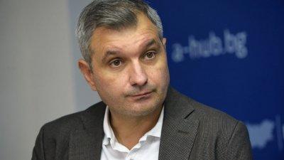МЪЛНИЯ: Шефът на СОС Елен Герджиков подаде оставка