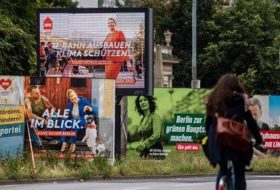 Германия в шок: 40% не знаят за кого да гласуват