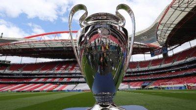 Само 3500 чужденци на финала на Шампионската лига