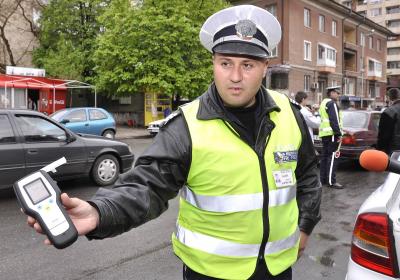 За седмица: Заловиха над 270 пияни и дрогирани шофьори