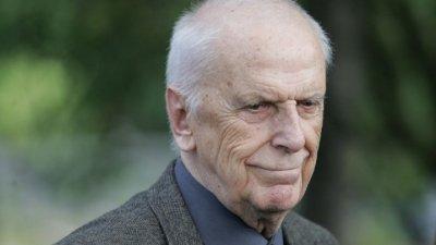 Легендарният сценарист Христо Ганев си отиде на 97 години
