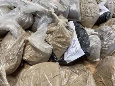 Гепиха 39 килограма хероин на Капитан Андреево