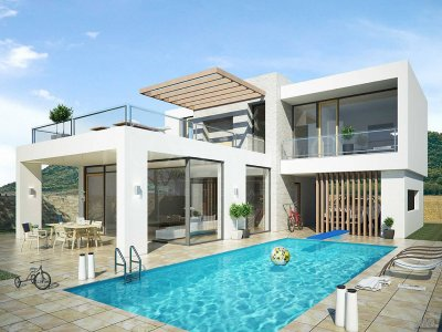 Колко струват имотите в Гърция?