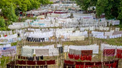 Индиец е осъден 6 месеца да пере дамски дрехи