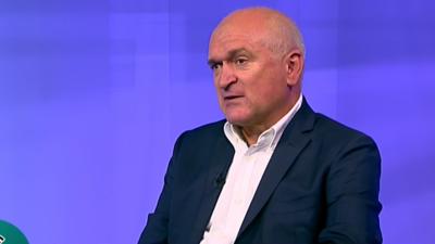 Главчев за кандидат-президента на ГЕРБ: Борисов обича изненадите, нека изчакаме