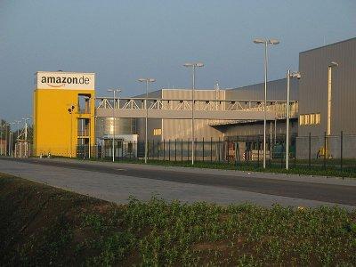 Amazon стачкува