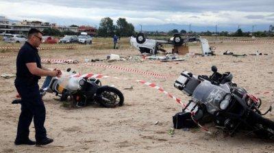 Опасно време в Гърция!