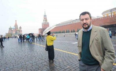 Салвини е бил финансиран от Кремъл