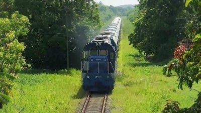 Куба - първи нов влак от 40 години