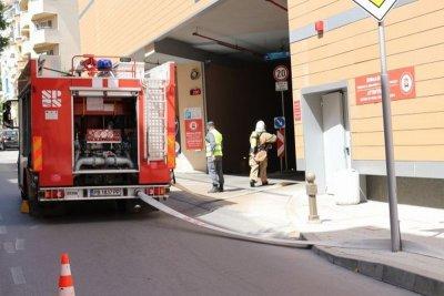 Евакуираха пловдивски мол