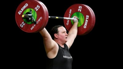 Всичко е точно: Мъж в женските щанги стана спортистка на годината в Нова Зеландия