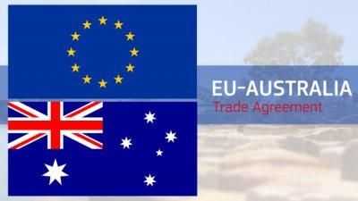ЕС отложи търговските преговори с Австралия заради скандала с подводниците