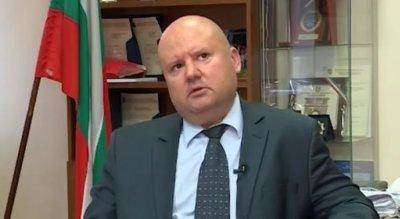 Топ прокурорът Данаил Шостак