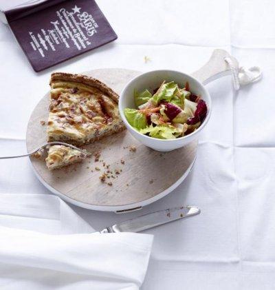 Домашната кухня на френското бистро с Lupa.bg: Киш Лорен