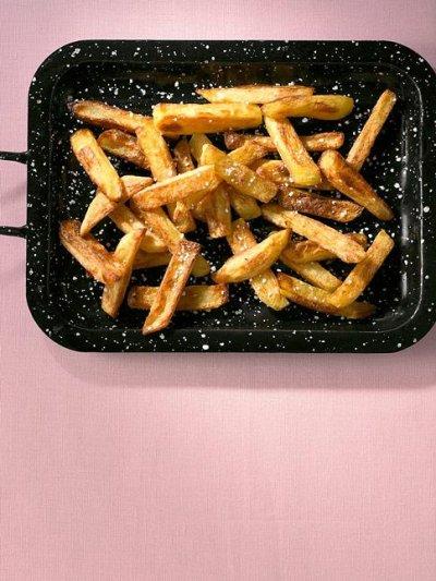 Хрупкви картофки с Lupa.bg: Пържени на фурна