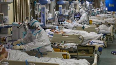 Поне 3500 лева струва лечението на тежко болен с ковид