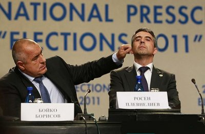 Плевнелиев: Бойко да успокои, че няма да е премиер