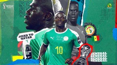 Сенагал и Мароко - първите от Африка на бараж за Катар 2022