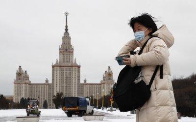 В Русия: 9 почивни дни заради коронавируса