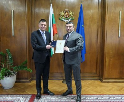 Борисов с лоша новина: Почина Богдан Мирчев