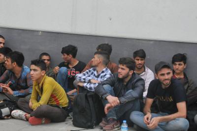 Турската жандармерия хвана 83 бежанци близо до границата с България