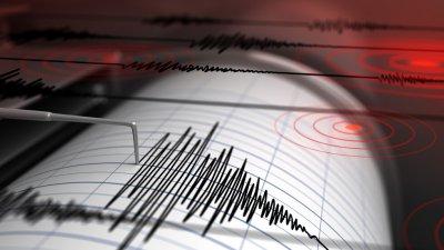 Земетресение в Турция