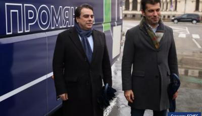 """Петков и Василев говорили ''чисто приятелски"""" с БСП и ИТН"""