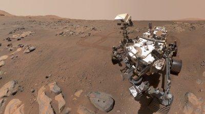 НАСА пусна гласа на Марс (АУДИО)