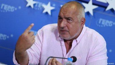 Борисов убеден: Пак няма да направят правителство