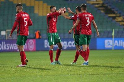България запази мястото си в ранглистата на ФИФА