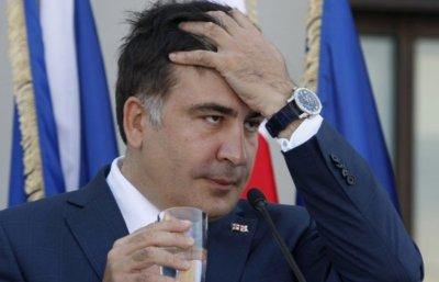 Спасяват Саакашвили с преливане на кръв