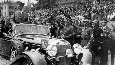 Мерцедесът на Хитлер оценен на $10 млн.