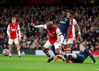 Арсенал постави Вила на колене