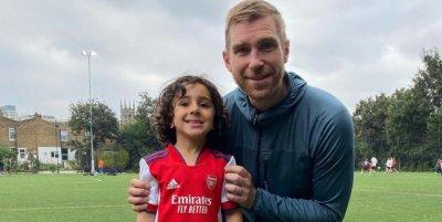 Арсенал напира да подпише с дете-чудо