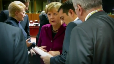 Европейските лидери се сбогуваха с Ангела Меркел