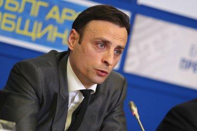 Бербатов категоричен: Никога няма да управлявам с Михайлов