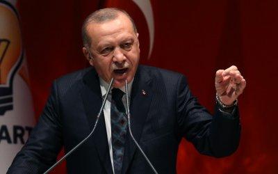 """Ердоган обяви: Посланиците на САЩ и Германия са """"персона нон грата"""""""