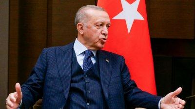 Ердоган съзря в социалните медии заплаха за демокрацията