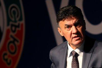 Боби Михайлов: Целта на БФС е да изглежда федерация на бъдещето!