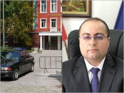 """Калоян Костадинов е арестуваният шеф на фонд """"Земеделие"""""""