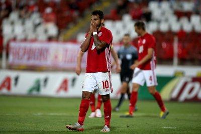 Набиват канчетата в ЦСКА след вялата игра в Подгорица