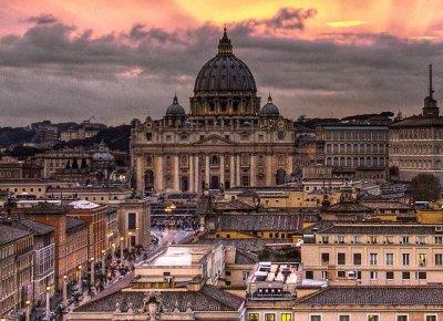 Паника! Терорист заплаши Рим
