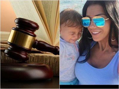 Емануела изригна: Злобна съдийка ми отне детето!