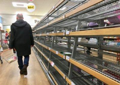 Брекзит без сделка обрича Англия на глад