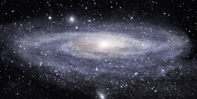 Какво става на Млечния път?
