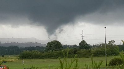 Торнадо рани 19 човека в Люксембург