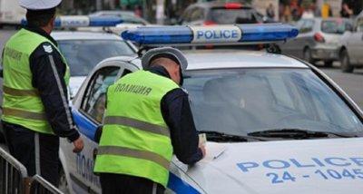 Акция на КАТ срещу гонките в Пловдив